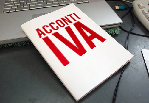ACCONTO IVA