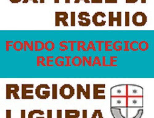 LIGURIA: rafforzamento patrimoniale delle PMI liguri per affrontare l'emergenza COVID-19