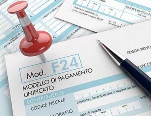 """VERSAMENTO IMPOSTE DA """"REDDITI 2020"""": PRIMA SCADENZA AL 30 GIUGNO 2020"""