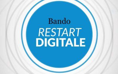 Bando Restart Digitale 2020