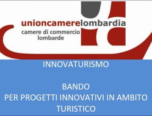 Bando Innovaturismo Regione Lombardia