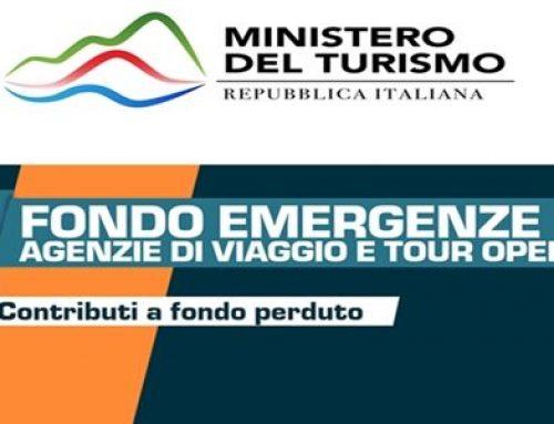 I nuovi contributi a fondo perduto per Agenzie Viaggi e Tour Operator previsti dal Ministero del Turismo